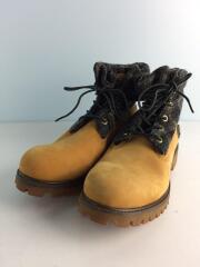 ブーツ/US8/BEG