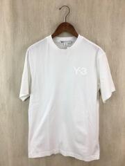 Logo Tee Core White/Tシャツ/XS/コットン/DY7138