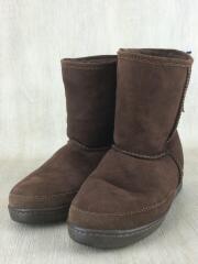 ブーツ/--/BRW/羊革