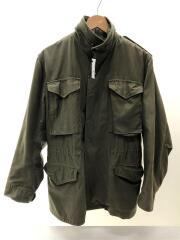 80s/M-65/フィールドジャケット/XS/コットン/KHK/DLA100-81-C-2335