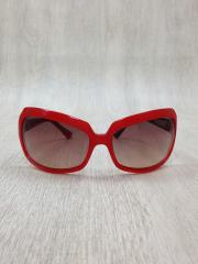 サングラス/--/プラスチック/RED/BRW