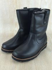 ブーツ/26cm/BLK/レザー