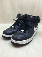 AIR FORCE 1 MID/28.5cm/BLK