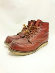 ブーツ/US8.5/BRW/レザー