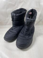 ヌプシ/着用感/ブーツ/US8/BLK/ナイロン