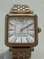 クォーツ腕時計/アナログ/ステンレス/SLV/GLD