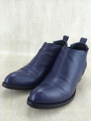 Kori Calf Leather Rhodium Boot/38/IDG/レザー/箱付/アレキサンダーワン