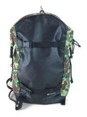 リュック/PVC/BLK/カモフラ/ATMOS LAB Third Bluff(TM) Special Backpack
