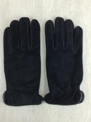 手袋/豚革/BLK