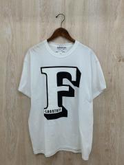 Tシャツ/L/コットン/WHT/フラッグスタッフ
