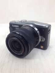 デジタル一眼カメラ LUMIX DMC-GF6W-K ダブルズームレンズキット [ブラック]