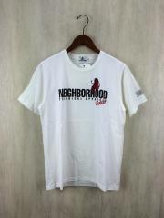 Tシャツ/M/コットン/WHT0253CT17300