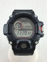 ソーラー腕時計・G-SHOCK/デジタル/ブラック/GW-9400J-1JF/RANGEMAN