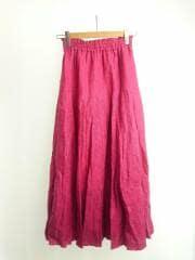 ロングスカート/0/リネン/09WFS182069/裾切れ有り