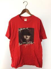 2019AW/Mary J. Blige Tee/Tシャツ/L/RED/赤/半袖/カットソー