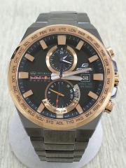 腕時計/アナログ/--/BLK/GRY