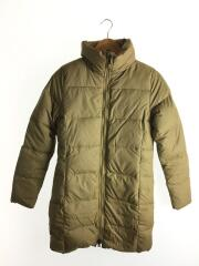LARIMER Long Down Filled Jacket/ロングダウン/XS/ナイロン/