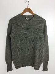 セーター(厚手)/2/ウール/GRY