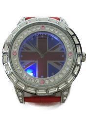 腕時計/アナログ/--/BLU/ORN