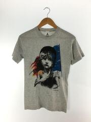 1986年/レミゼラブル/80s/Tシャツ/S/コットン/GRY