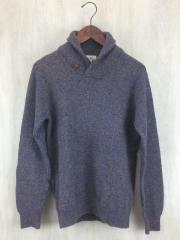 セーター(厚手)/M/ウール/マルチカラー