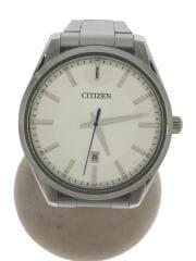 クォーツ腕時計/アナログ/ステンレス/SLV/1112-S109205/851290493