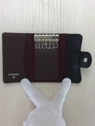 a5e0172a5fb9 CHANEL(シャネル) / キーケース_マトラッセ_カーフスキン/フリース/BLK/シャネル/中古/セカンド/CC/ココマーク | セカンドストリート|衣類・家具・家電等の買取と販売  ...