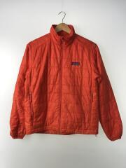 パタゴニア/ナノパフジャケット/84210FA12/XS/ナイロン/オレンジ/袖口汚れ