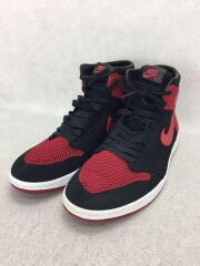 ハイカットスニーカー/28.5cm/RED/AIR JORDAN 1RETRO HIFLYKNIT/919704-001