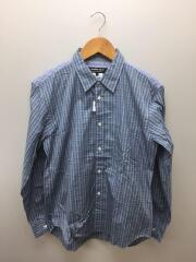 2013AW/DL-B037/S/コットン/ブルー/チェック