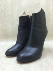 JEROME C.ROUSSEAU/ブーツ/37/BLK/レザー