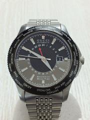 自動巻腕時計/アナログ/ステンレス/SLV/SLV