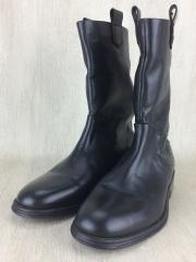 ブーツ/27cm/BLK/レザー