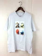 シュプリーム/マイクケリー/Tシャツ/LL/コットン/GRY