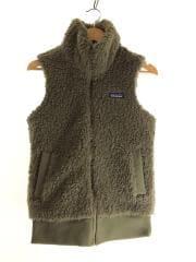 19AW/Dusty Mesa Vest/25120FA19/フリースベスト/XS/ポリエステル/KHK/無地