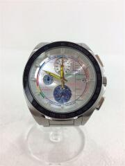 カバンドズッカ/クォーツ腕時計/VK67-K010/アナログ/ステンレス/SLV/SLV