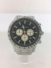 ポールスミス/クォーツ腕時計/ps0110007/アナログ/ステンレス/BLK/SLV