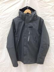 ジャケット/L/ポリエステル/GRY/MIV8582