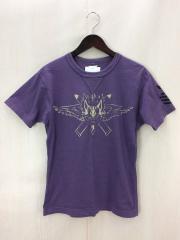 Tシャツ/S/--/PUP/プリント/パープル/トイズマッコイ