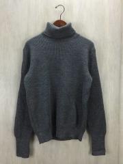 バンソンエミレイユ/JOURNAL STANDARD relume/セーター(厚手)/40/ウール/GRY