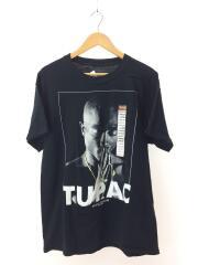 新品/2PAC/Tシャツ/L/コットン/ブラック