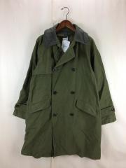 トレンチコート/3/コットン/KHK/Raglan Sleeved Trench Coat