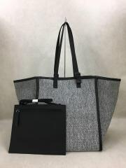 BONDING PUNCHING TOTE BAG POUCH SET/20SS/SP201-A1/ポリエステル