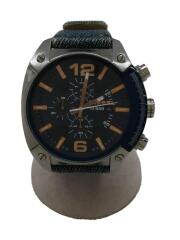 クォーツ腕時計/アナログ/NVY/DZ-4374