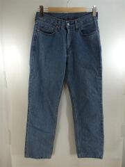 550/5ポケットジーンズ/W29/L30/デニムパンツ/ジーパン/