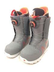 バートン/HIGHLINE BOA/スノーボードブーツ/26cm/BOA/GRY/13176101