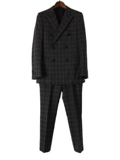 7731c8c3e5 Paul Smith(ポールスミス) / MK.283802/2018AW/スーツ/セットアップ/M/ウール/GRY/チェック/チェック/ダブル |  セカンドストリート|衣類・家具・家電等の買取と販売 ...