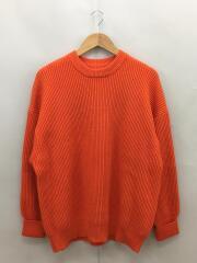 セーター(厚手)/S/コットン/ORN/203-1310