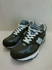 MR993/カーキ/MADE in USA/28cm/KHK/スウェード/中古/箱有/靴