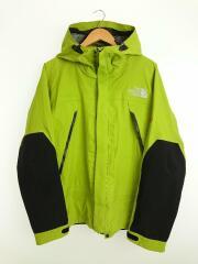 マウンテンパーカ/L/ナイロン/グリーン/緑/ブラック/黒/サミットシリーズ/NP15601